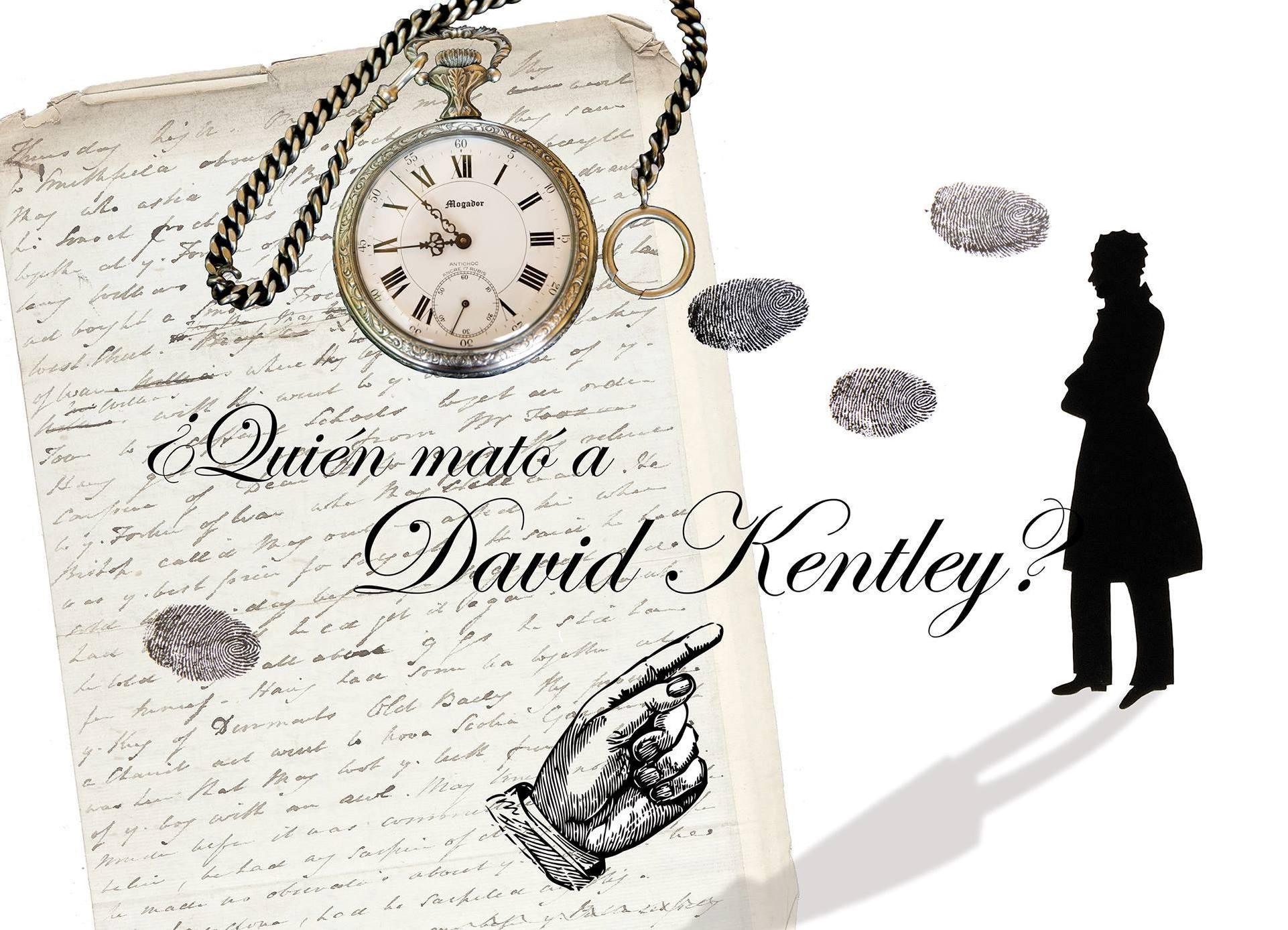 ¿Quién mató a David Kentley?